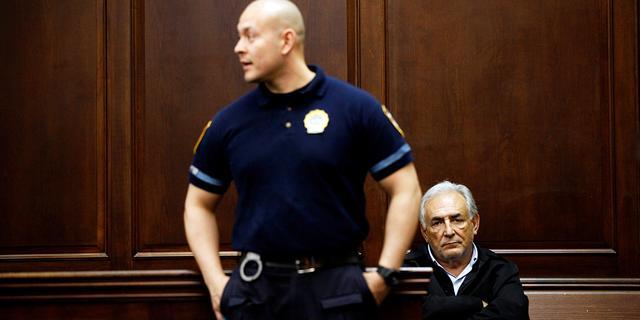 Strauss-Kahn in staat van beschuldiging gesteld
