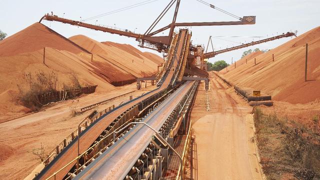 Rio Tinto verwacht verdere volatiliteit grondstofprijzen