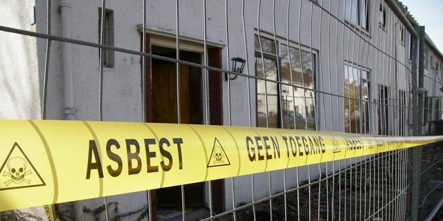 'Duizenden onnodige asbestdoden door nalatige overheid'