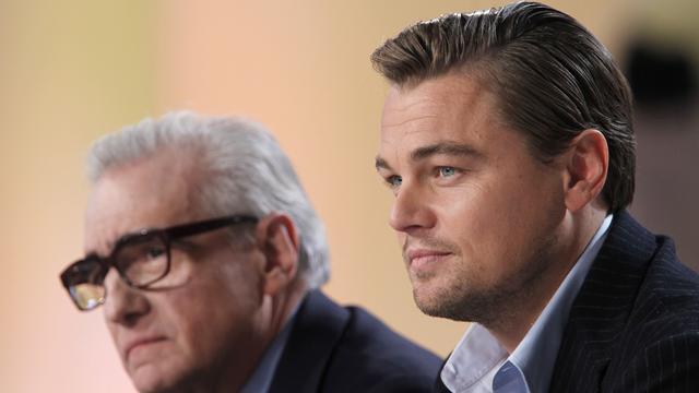 Leonardo DiCaprio en Martin Scorsese werken weer samen aan nieuwe film