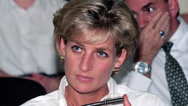 Stropdas van prinses Diana onder de hamer