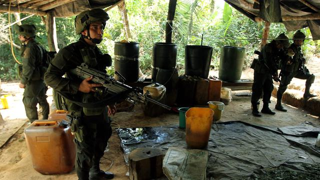 FARC laat vier gijzelaars vrij