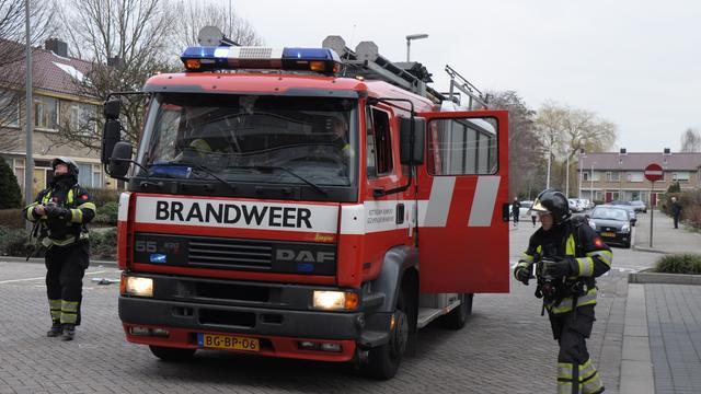 Peuter dood door brand in Hengelo
