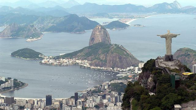 Groeiverwachting economie Brazilië omlaag