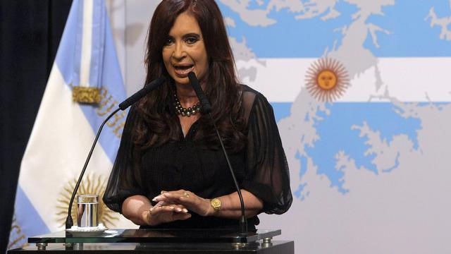 Argentijnse president wil inlichtingendienst ontbinden