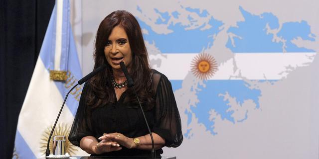 Argentijnse president vraagt hulp paus in Falklandkwestie