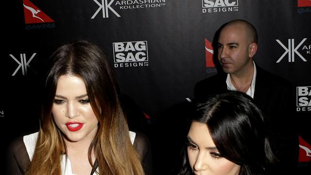 'Kim Kardashian ging vreemd'