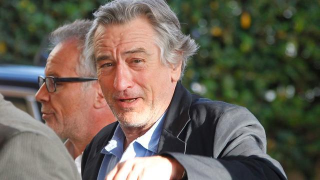 Robert de Niro met Sylvester Stallone in film