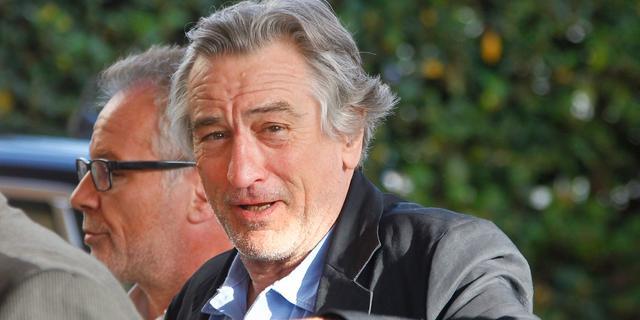 Robert De Niro verkleedt zich als zwerver