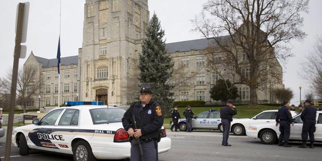 Schutter Virginia Tech pleegde zelfmoord