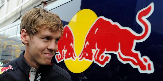 Vettel rijdt niet met records in het achterhoofd