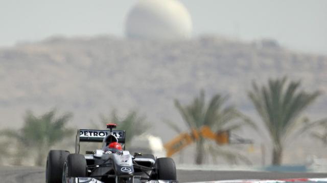Iran bouwt Formule 1-waardig circuit