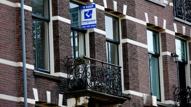 Huizenmarkt weer in Europese achterhoede