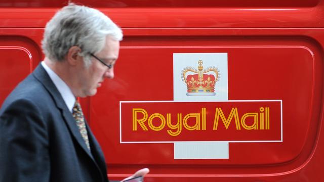 Royal Mail sterk omhoog bij beursdebuut