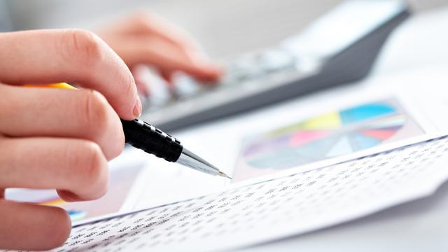 Bijhouden financiën lager in lijst voornemens