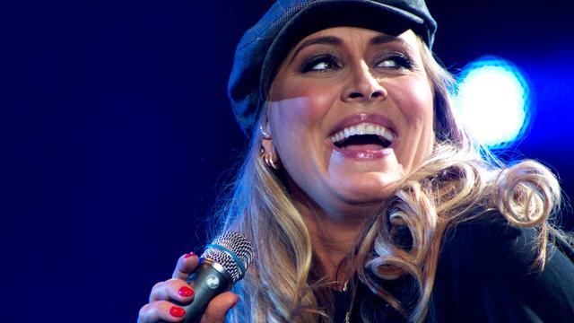 Winnares Eurovisie Songfestival steunt Anouk