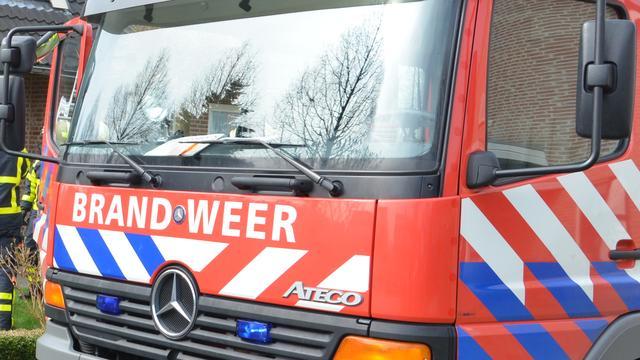 School in Groningen ontruimd na brand