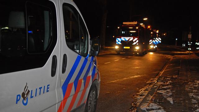 Dode door schietpartij in Amsterdam