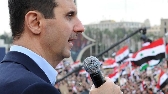 Arabische Liga wil dat Assad macht afstaat