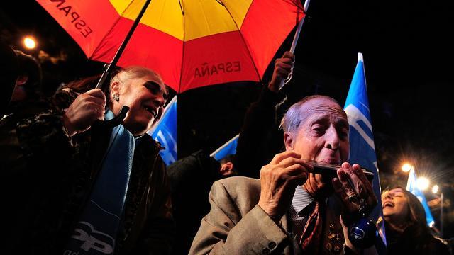Spaanse economie weer in recessie