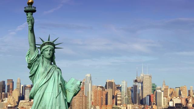 Vrijheidsbeeld New York weer toegankelijk