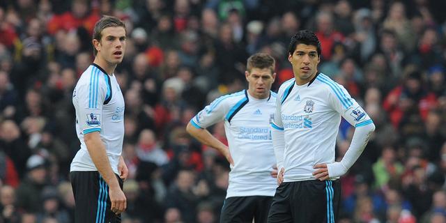 Suarez baalt van prestaties Liverpool