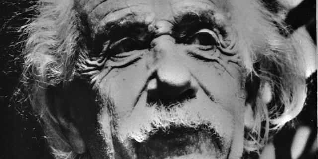 Einstein had bijzonder sterke verbinding tussen hersenhelften