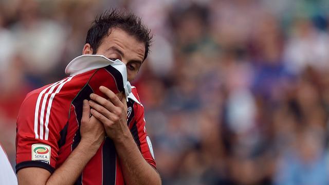 Nederlagen voor Internazionale en AC Milan