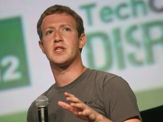 Topman Mark Zuckerberg wil meer in privacy investeren