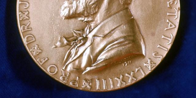 Nobelprijs ophalen kan lastig worden