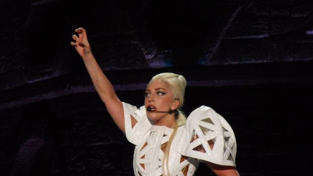 Lady Gaga laat menselijke kant zien in Ziggo Dome