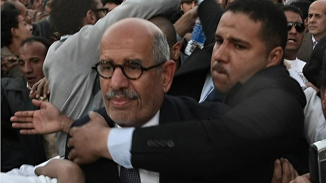 'Leger Egypte wil ElBaradei als interim-premier'
