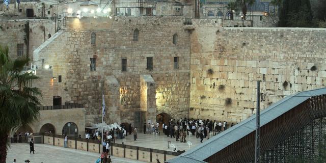 'Nieuwe nederzetting in Oost-Jeruzalem'