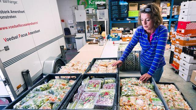 Vraag om hulp voedselbank groeit sneller dan aanvoer