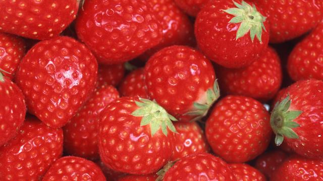 Aardbeien oorzaak Duitse voedselvergiftiging