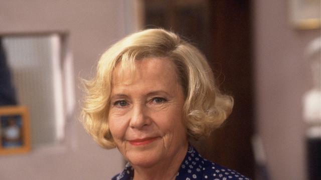 Actrice Kitty Janssen (82) overleden