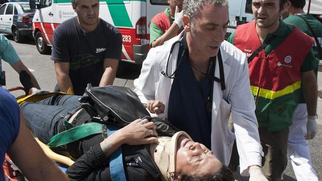 Tien doden bij busongeval Argentinië