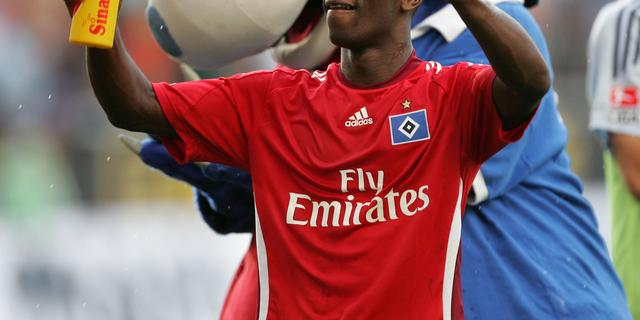 Castelen verlaat Hamburger SV na dit seizoen