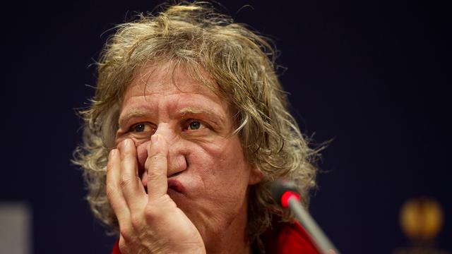 Verbeek wil Rinus Michels Award niet