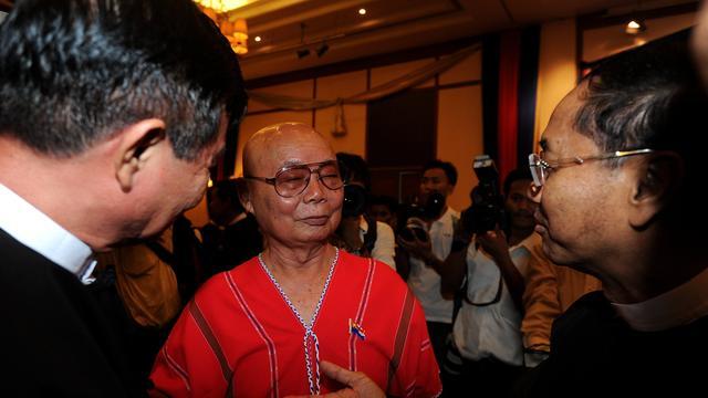Partijen bereiken overeenstemming in Myanmar