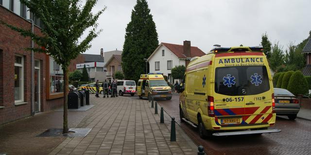Zes gewonden bij ongeval op A73 bij Linne