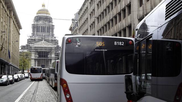 Geen OV in Brussel na dodelijke agressie