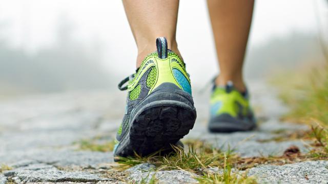 Manier van lopen heeft invloed op stemming