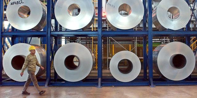 Franse aluminiumfabriek kan door na overname
