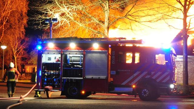 Brand Dierenpark Emmen is aangestoken
