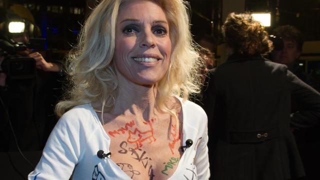 Judith Osborn pissig over 'knip- en plakwerk' RTL