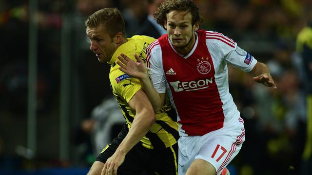 Ajax praat in winterstop met Blind over contract