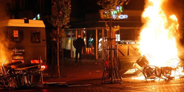 Opnames 'Project X-film' in Amsterdam-Zuid mogen doorgaan