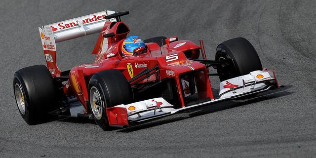 Ferrari pessimistisch op weg naar eerste Formule 1-race