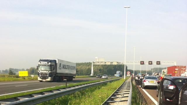Utrecht boos en verrast over verbreding A27